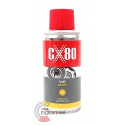 Lithium lubrication CX-80, sprayer, 150ml