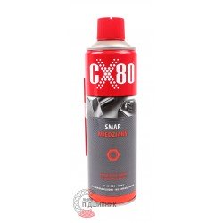 Copper lubrication CX-80, sprayer, 500ml