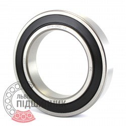 6014-2RS C3 [ZVL] Deep groove ball bearing