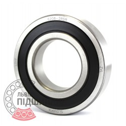 6208-2RS [ZVL] Deep groove ball bearing