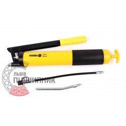 Grease syringe with a hose 600cm3 [Vorel]