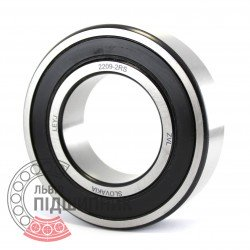 2209-2RS [ZVL] Self-aligning ball bearing