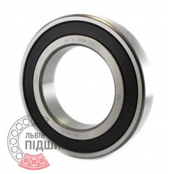 6215-2RS C3 [ZVL] Deep groove ball bearing