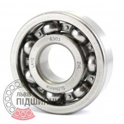 6303 [ZVL] Deep groove ball bearing