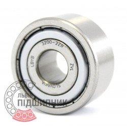 3200-2ZR [ZVL] Angular contact ball bearing