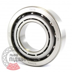 7207 B [ZVL] Angular contact ball bearing
