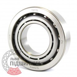 7207 B [ZVL] Angular contact ball bearing