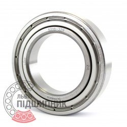 6008-2ZR [ZVL] Deep groove ball bearing