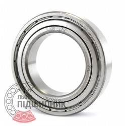 6009-2ZR [ZVL] Deep groove ball bearing