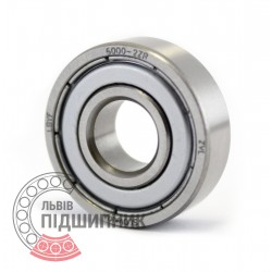 6000-2ZR [ZVL] Deep groove ball bearing