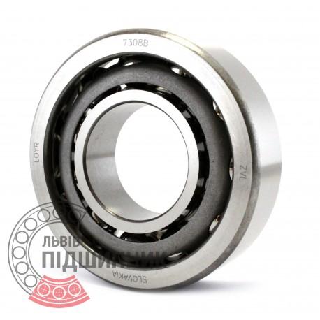7308 B [ZVL] Angular contact ball bearing