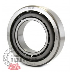 7209 B [ZVL] Angular contact ball bearing