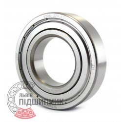6208-2ZR C3 [ZVL] Deep groove ball bearing