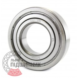 6207-2ZR [ZVL] Deep groove ball bearing