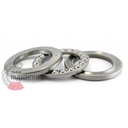 51213 [ZVL] Thrust ball bearing