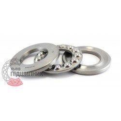 51312 [ZVL] Thrust ball bearing