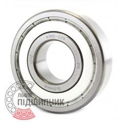 6305-2ZR [ZVL] Deep groove ball bearing