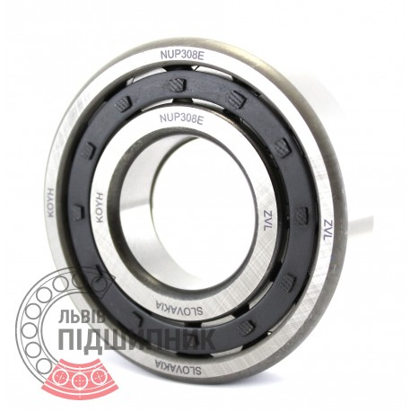 NUP308E [ZVL] Cylindrical roller bearing