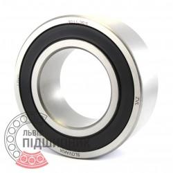 3211-2RS [ZVL] Angular contact ball bearing