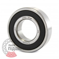6002-2RS [ZVL] Deep groove ball bearing
