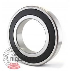6217-2RS C3 [ZVL] Deep groove ball bearing
