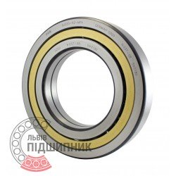 QJ220-N2-MPA [FAG] Angular contact ball bearing