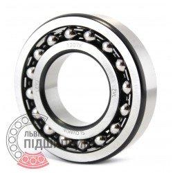1207 K [ZVL] Self-aligning ball bearing