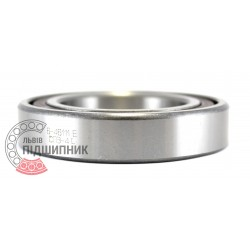 46111Е (7011AC) [ГПЗ-4] Радіально-опорний кульковий пiдшипник