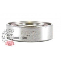 7203C [GPZ-4] Angular contact ball bearing