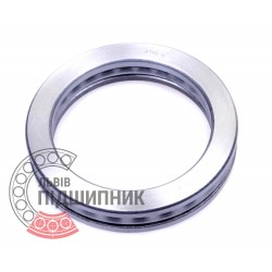 51118 [GPZ-4] Thrust ball bearing