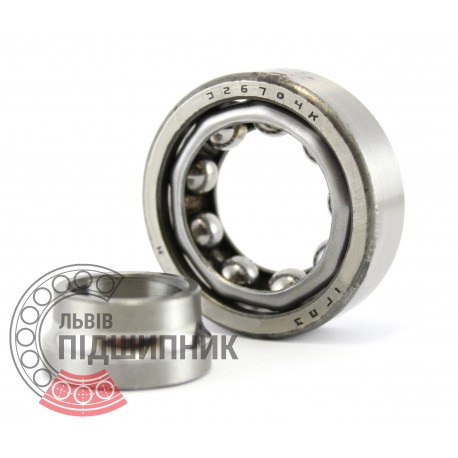 326704 Angular contact ball bearing
