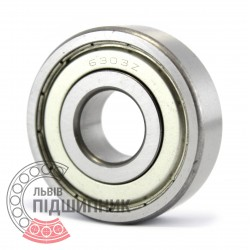 6303ZZ Deep groove ball bearing