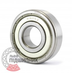 6304ZZ Deep groove ball bearing