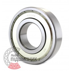 6310ZZ Deep groove ball bearing