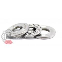 51100 [GPZ-34] Thrust ball bearing