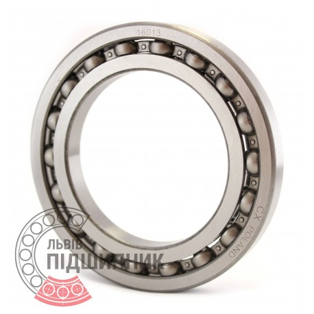 16013 [CX] Deep groove ball bearing
