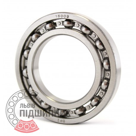 16009 [DPI] Deep groove ball bearing