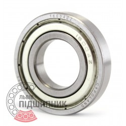 16004 ZZ [CX] Deep groove ball bearing