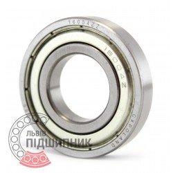 16004 ZZ [CX] Deep groove ball bearing