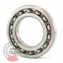 16007 Deep groove ball bearing