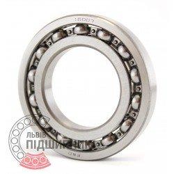 16007 Deep groove ball bearing