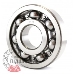 6408 Deep groove ball bearing