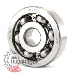6403 [CX] Deep groove ball bearing