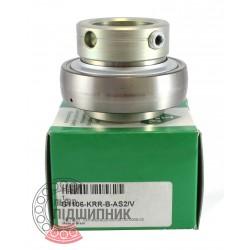 G1106-KRR-B [INA] Radial insert ball bearing