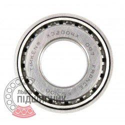 32004 X [TIMKEN] Tapered roller bearing