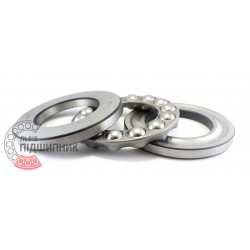 51318 [NTE] Thrust ball bearing