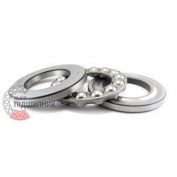 51318 [NTE] Thrust ball bearing