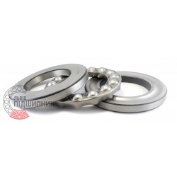 51320 [NTE] Thrust ball bearing