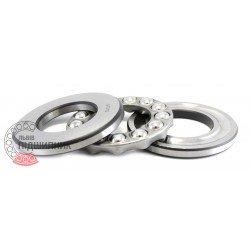 51310 [NTE] Thrust ball bearing