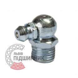 Преcс-масленка М6х1 (кутовая 90°)